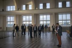 08-12-2016, Radio Kootwijk, Radio Kootwijk tbv het CBM, ledenvergadering. foto Bram Petraeus