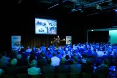Lelystad, 12-12-2019, TBV CBM, ledenvergadering in Aviodrome foto Bram Petraeus