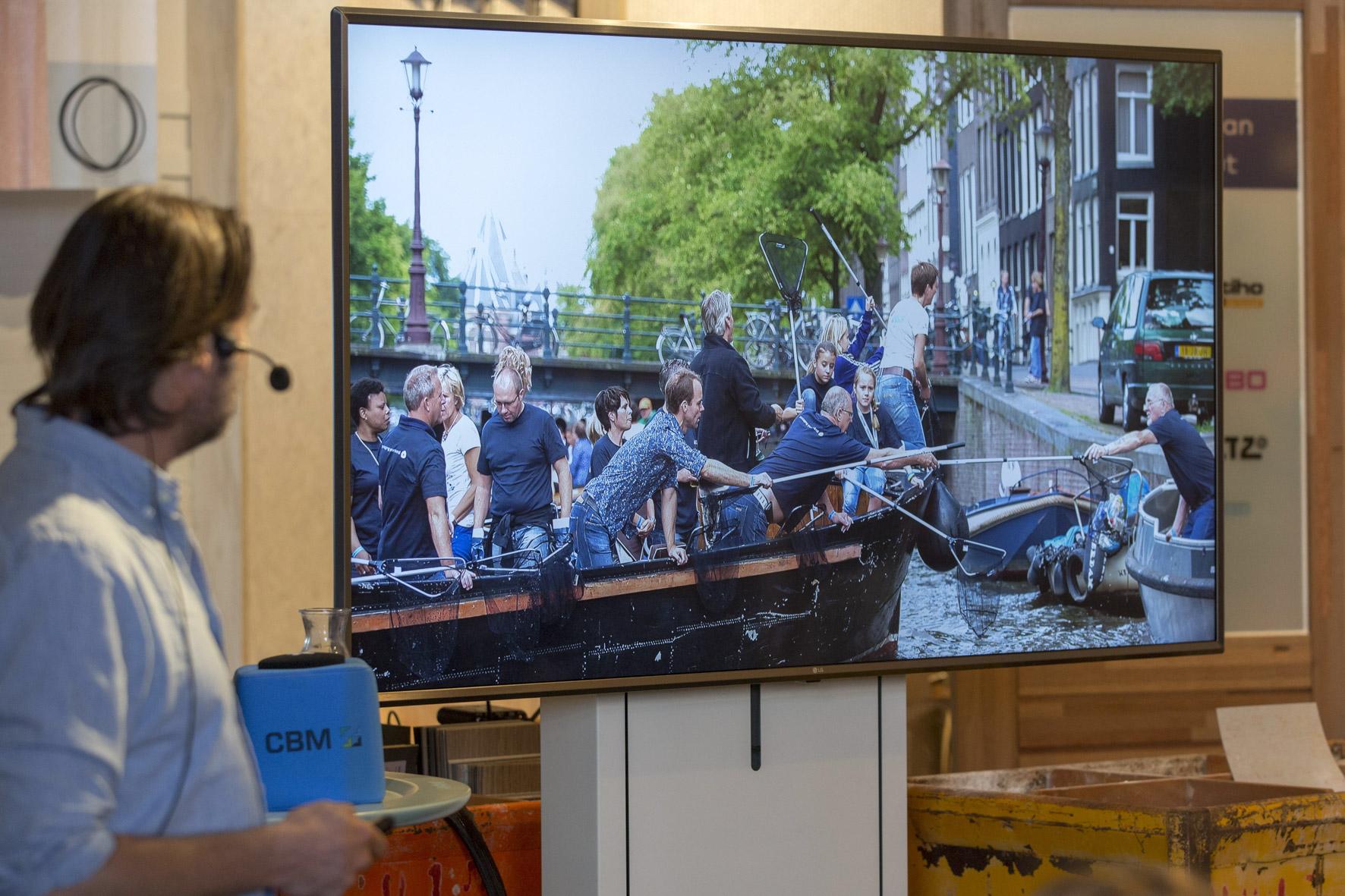 Nederland, Amsterdam, 25-09-2018t.b.v. het CBMBroeinest ADAMAambeeldstraat 10, Amsterdam (Noord) Foto De Beeldredaktie / Marco Okhuizen