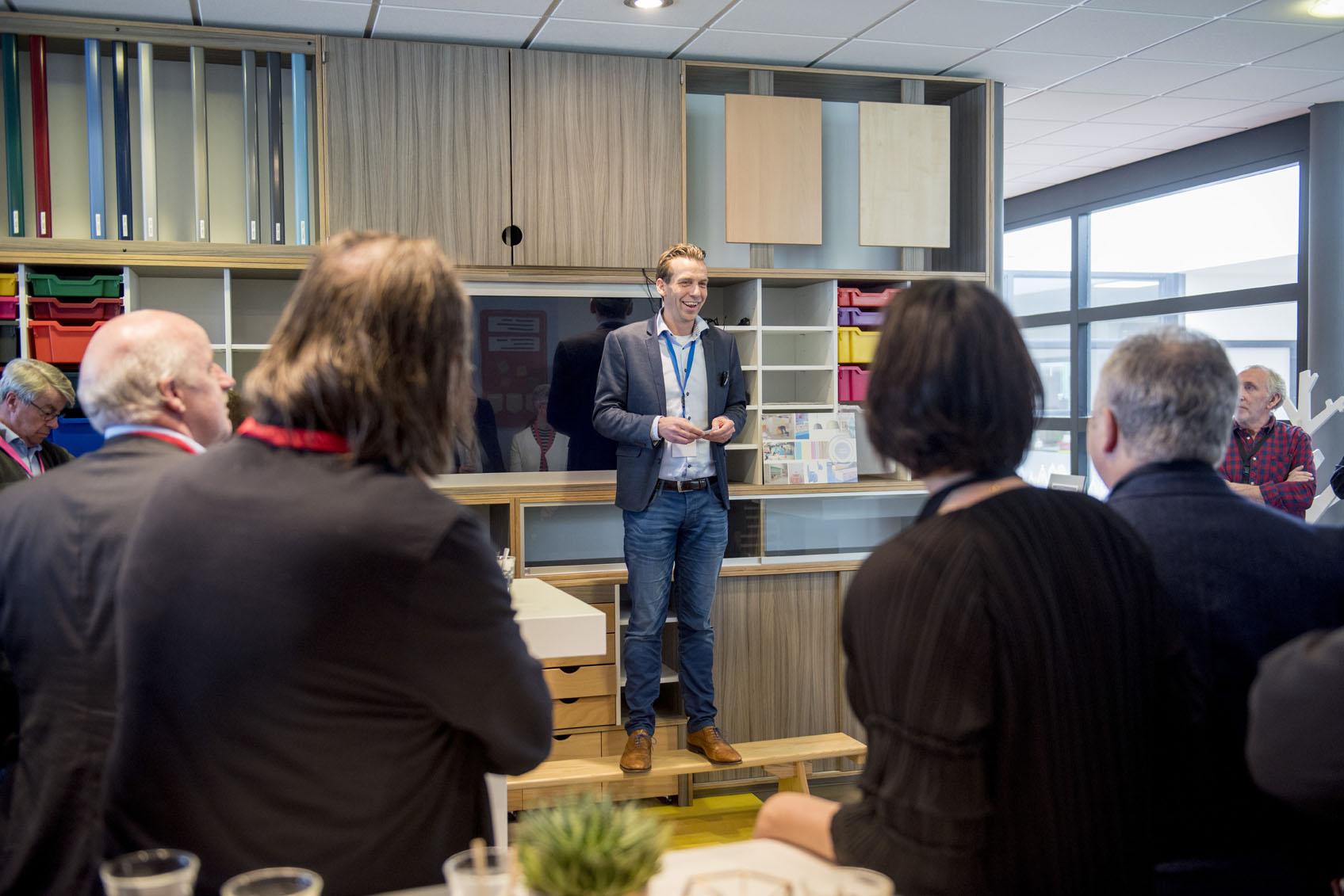 29-03-2018, IJsselstein, Fotografie t.b.v. het CBM. 'CBM inspirerend event' foto Bram Petraeus